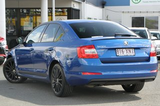 2016 Skoda Octavia NE MY17 Ambition Sedan DSG 110TSI Race Blue Metallic/cloth 7 Speed.