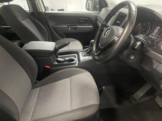 2018 Volkswagen Amarok 2H MY19 TDI420 4MOTION Perm Core White 8 Speed Automatic Utility
