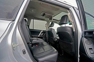 2017 Toyota Landcruiser Prado GDJ150R Altitude Silver 6 Speed Sports Automatic Wagon