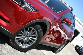 2017 Mazda CX-5 MY17.5 (KF Series 2) Touring (4x4) Red 6 Speed Automatic Wagon.