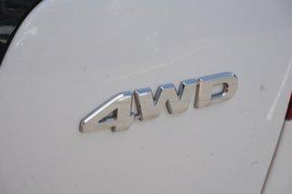 2013 Honda CR-V RM MY14 VTi 4WD White 5 Speed Sports Automatic Wagon
