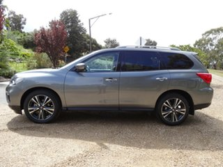 2017 Nissan Pathfinder R52 Series II MY17 Ti X-tronic 4WD Grey 1 Speed Constant Variable Wagon