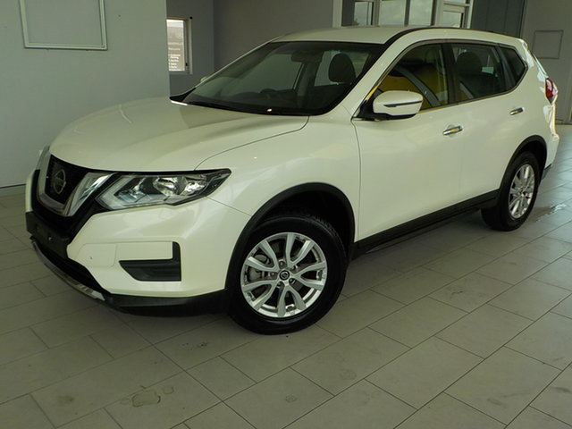 Used Nissan X-Trail T32 Series II ST X-tronic 2WD Garbutt, 2019 Nissan X-Trail T32 Series II ST X-tronic 2WD White 7 Speed Constant Variable Wagon