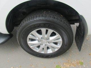 2013 Mazda BT-50 UP0YF1 XTR White 6 Speed Sports Automatic Utility