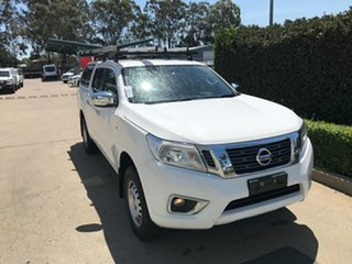 2019 Nissan Navara D23 S3 RX 4x2 White 7 speed Automatic Utility.