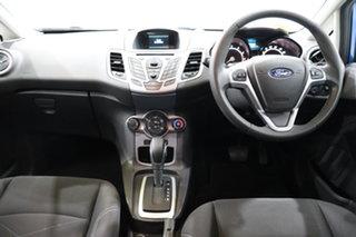 2017 Ford Fiesta WZ Trend PwrShift Blue 6 Speed Sports Automatic Dual Clutch Hatchback