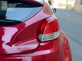 2016 Hyundai Veloster FS4 Series II SR Coupe Turbo Red 6 Speed Manual Hatchback