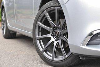 2016 Mazda 6 GJ1032 Atenza SKYACTIV-Drive Silver 6 Speed Sports Automatic Wagon