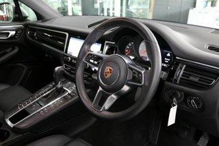 2020 Porsche Macan 95B MY20 S PDK AWD Silver 7 Speed Sports Automatic Dual Clutch Wagon.
