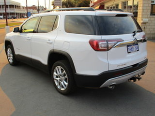 2020 Holden Acadia LT AWD White 9 Speed Automatic Wagon.