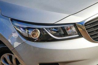 2018 Kia Carnival YP MY18 S Silver 6 Speed Sports Automatic Wagon