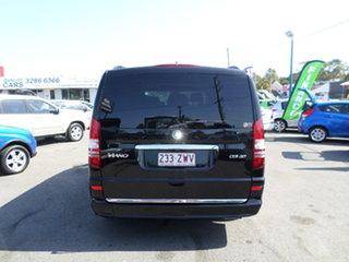 2014 Mercedes-Benz Viano Black Automatic Van.