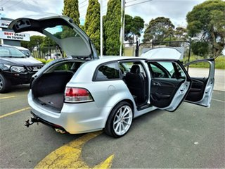 2013 Holden Commodore VF MY14 SS Sportwagon Silver 6 Speed Sports Automatic Wagon