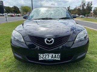2008 Mazda 3 BK10F2 Neo Black 4 Speed Sports Automatic Hatchback.