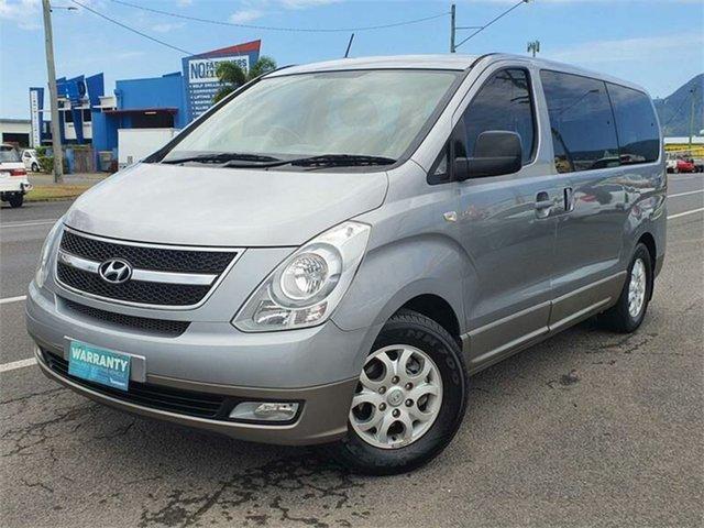 Used Hyundai iMAX TQ-W MY13 Bungalow, 2014 Hyundai iMAX TQ-W MY13 Grey 4 Speed Automatic Wagon
