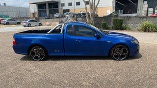 2012 Ford Falcon FG Upgrade XR6 Blue 6 Speed Auto Seq Sportshift Utility.
