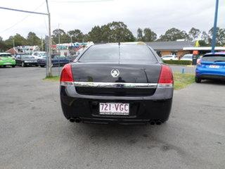 2008 Holden Caprice Black Automatic Sedan.
