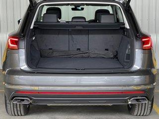 2021 Volkswagen Touareg CR MY21 210TDI Tiptronic 4MOTION Elegance Grey 8 Speed Sports Automatic