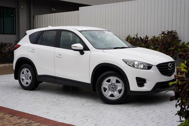 Used Mazda CX-5 KE1032 Maxx SKYACTIV-Drive AWD Sport Cairns, 2015 Mazda CX-5 KE1032 Maxx SKYACTIV-Drive AWD Sport White 6 Speed Sports Automatic Wagon