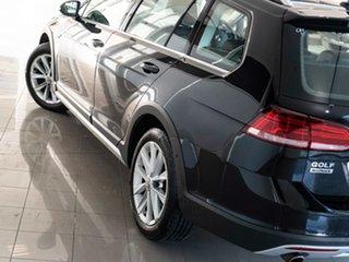 2017 Volkswagen Golf 7.5 MY18 Alltrack DSG 4MOTION 132TSI Black 6 Speed Sports Automatic Dual Clutch