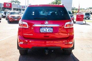 2018 Holden Trailblazer RG MY18 LT Red 6 Speed Sports Automatic Wagon.
