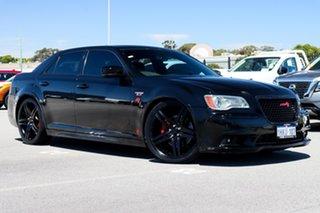 2014 Chrysler 300 LX MY14 SRT-8 Black 5 Speed Sports Automatic Sedan.