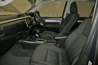 2019 Toyota Hilux GUN126R SR5 Double Cab Gunmetal 6 Speed Sports Automatic Utility