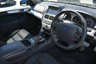 2013 Ford Falcon FG MK2 XR6 Black 6 Speed Auto Seq Sportshift Sedan
