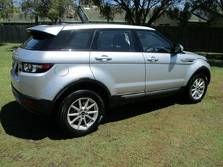 2013 Land Rover Range Rover Evoque L538 MY13 Pure Silver 6 Speed Manual Wagon