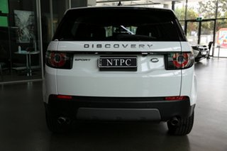 2018 Land Rover Discovery Sport L550 18MY SE White 9 Speed Sports Automatic Wagon