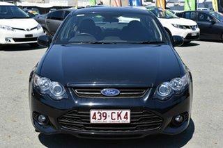 2013 Ford Falcon FG MK2 XR6 Black 6 Speed Auto Seq Sportshift Sedan.