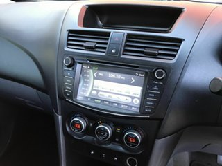 2016 Mazda BT-50 UR0YG1 XTR Black 6 Speed Sports Automatic Utility