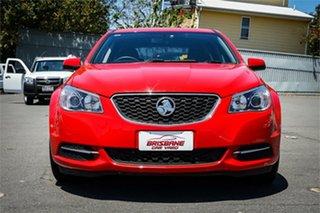 2017 Holden Commodore VF II MY17 Evoke Sportwagon Red 6 Speed Sports Automatic Wagon.