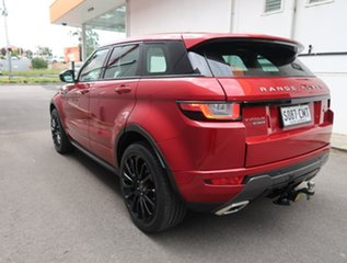 2015 Land Rover Range Rover Evoque L538 MY16 HSE Dynamic Red 9 Speed Sports Automatic Wagon