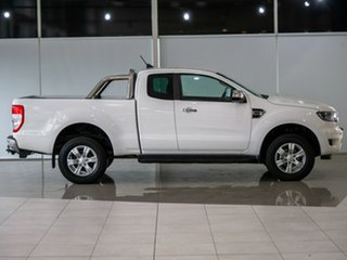 2020 Ford Ranger PX MkIII 2020.75MY XLT Arctic White 10 Speed Sports Automatic Super Cab Pick Up