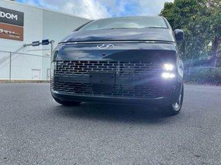 2021 Hyundai Staria US4.V1 MY22 AWD Graphite Gray 8 Speed Sports Automatic Wagon.