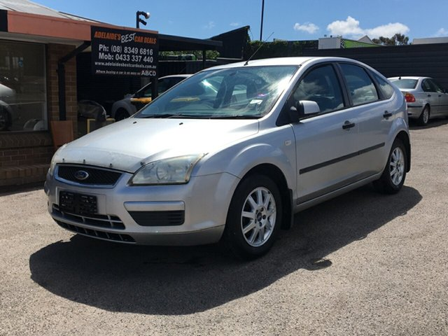 Used Ford Focus LS LX Blair Athol, 2006 Ford Focus LS LX Silver 5 Speed Manual Hatchback