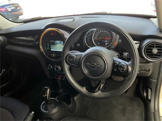 2018 Mini Hatch F55 LCI Cooper White Sports Automatic Dual Clutch Hatchback