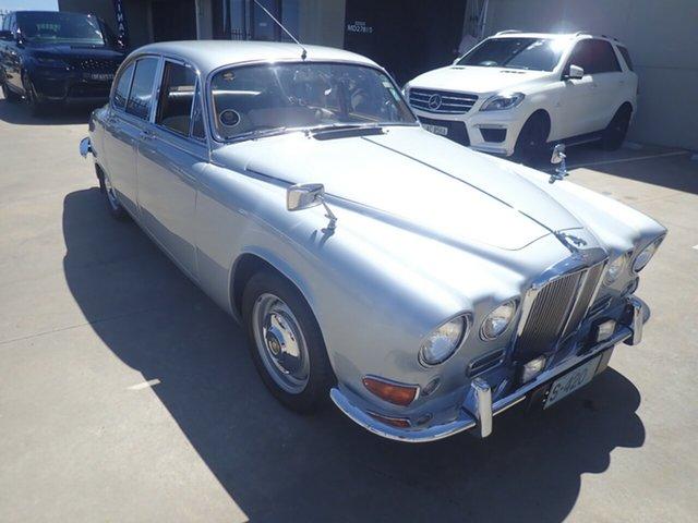 Used Jaguar 420 Wangara, 1967 Jaguar 420 Silver Pearl 4 Speed Manual + O/Drive Sedan