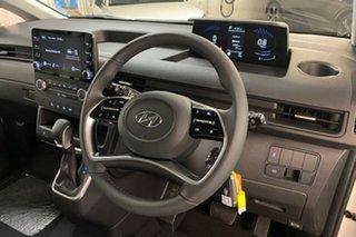 2021 Hyundai Staria-Load US4.V1 MY22 Shimmering Silver 8 Speed Sports Automatic Van