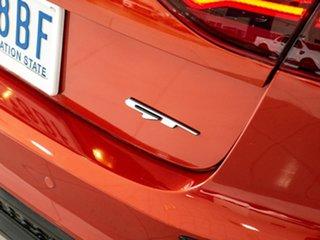 2021 Kia Cerato BD MY21 GT DCT Orange 7 Speed Sports Automatic Dual Clutch Hatchback