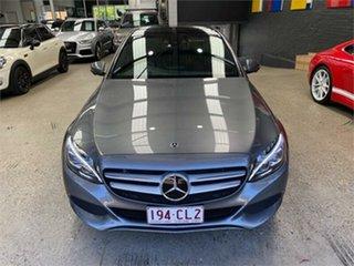 2018 Mercedes-Benz C-Class W205 C350 e Grey Sports Automatic Sedan