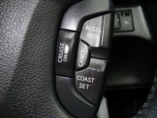 2012 Nissan Patrol GU 7 MY10 ST Polar White 4 Speed Automatic Wagon