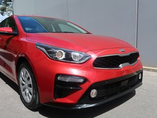 2019 Kia Cerato BD MY20 S Red 6 Speed Sports Automatic Hatchback