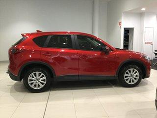 2016 Mazda CX-5 KE1032 Maxx SKYACTIV-Drive AWD Sport Soul Red 6 Speed Sports Automatic Wagon.