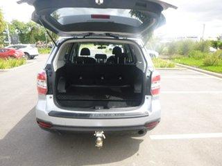 2013 Subaru Forester S4 2.5I-L Silver Constant Variable Wagon
