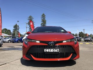 2020 Toyota Corolla Mzea12R Ascent Sport Volcanic Red 10 Speed Constant Variable Hatchback