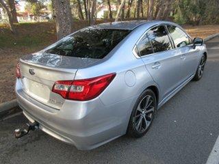 2015 Subaru Liberty B6 MY16 2.5i CVT AWD Premium Silver 6 Speed Constant Variable Sedan.