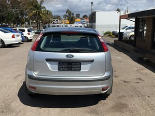 2006 Ford Focus LS LX Silver 5 Speed Manual Hatchback