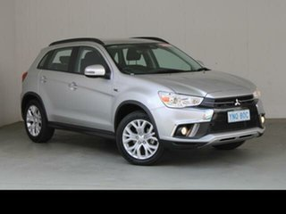 2019 Mitsubishi ASX XC MY19 ES ADAS ( 2WD) Sterling Silver Continuous Variable Wagon
